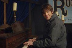 BTS Faith. Would love to hear him play the piano <3 #Supernatural #JaredPadalecki