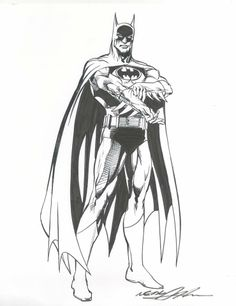 Batman by Neal Adams *