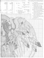 ru / Фото - 15 - tan-go Cross Stitch Thread, Counted Cross Stitch Patterns, Cross Stitching, Cross Stitch Embroidery, Native American Crafts, Native American Indians, Native Americans, Indian Patterns, Wood Sculpture