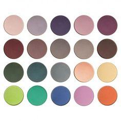 Makeup Geek New Matte Eyeshadow Pan Bundle (20 Pans)