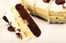 Gâteau fromage-brownies / Brownies Cheesecake