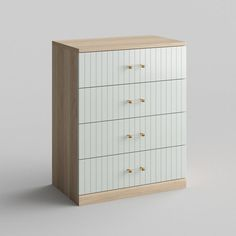Customize IKEA Malm Dresser with Drawer Front Astrid – Norse Interiors
