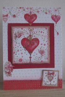 Crafter's Companion Love & Romance Papercrafting Kit
