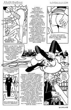 AlulA BeBop - Il garage onirico. Big Boobs - Comics - Fumetti - Fetish.