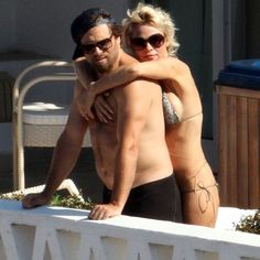 Most. Confusing. Couple. EVER!: Pamela Anderson and Rick Salomon Are Maybe Back Together — Plus 7 Couples Who Really Need to Make Up Their Mind!