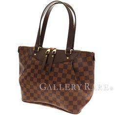 Auth-Louis-Vuitton-Shoulder-Bag-Handbag-Damier-Westminster-PM-N41102-GR-1806588