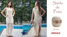 Bikinis Crochet, Crochet Skirts, Crochet Clothes, Crochet Outfits, Crochet Pouf, Crochet Baby Sweaters, Chic Shop, Dress Tutorials, Summer Patterns