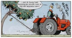 Zo doe je dat met de appelboom volgens Gijs Gans.........