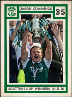 The team that made history at Hampden Park on Saturday May For more information, contact the Trust today. Hibernian Fc, Hampden Park, Goalkeeper, Trust, Football, Club, Baseball Cards, History, Goaltender