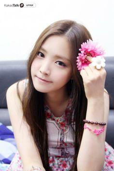 Apink's Naeun