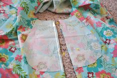 A Circle Skirt.....WITH POCKETS! (And a tutorial for the pockets) - Simple Simon and Company