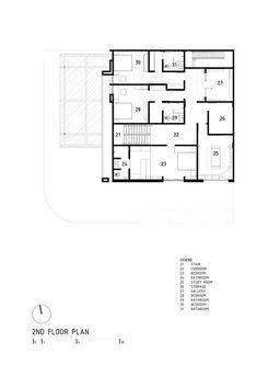 S+I House,Plan 2