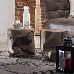 CEPPO Complementi soggiorno #industrial - Cogal Home  approfondisci: https://www.cogalhome.com/it/catalogo/soggiorno/complementi-soggiorno/ceppo-A002284