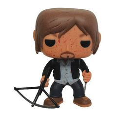 Funko Pop! The Walking Dead Bloody Biker Daryl Dixon Previews Exclusive Vinyl…