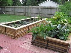 This is exactly what I want for a raised garden.