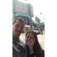 Playing tourist with this man is my happy place. Wherever it may be it's my favorite thing to do! . . #agnesanddora #agnesanddorabyayano #ayanoandjeff #nelsonpartyoftwo #nelsonpartyof2 #weekendvibes #fenwaypark #saturday #empowersocial #sassysuite #suitesassypants #suitejune #boston #wanderlust #travelmore #travelmore #tourist #love #weekendvibes #myhappyplace #baseball #weekendvibes