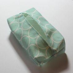 Tutorial/Anleitung: Taschentuch-Tasche (tatüta) | °bozontee