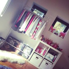 If you do not have a closet