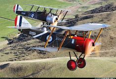 Sopwith Pup (Replica) aircraft picture