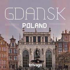 Gdansk, Polonia #Europa
