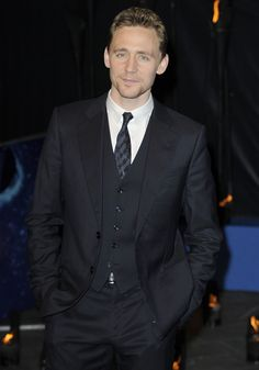Tom Hiddleston ---- too gorgeous for words!