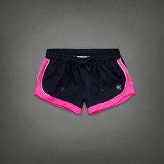 Womens A&f Active Short | Womens Shorts | Abercrombie.com