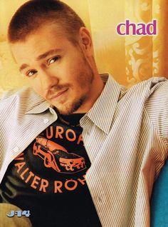 Chad Michael Murray poster