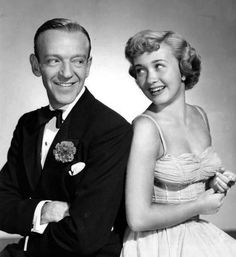 Fred Astaire and the sweet and sassy Jane Powell