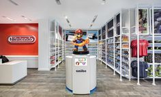 Specialty stores are combining customization and immersive experiences to better target desired shoppers, as showcased by Nintendo, New Era and Build-A-Bear Workshop (more: http://vmsd.com/content/customization-nation) Photography: Richard Cadan, Fairfield, Conn.