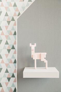 Behang / Wallpaper Scandinavian collection HEJ - BN