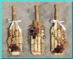 wine cork kitchen decor-#wine #cork #kitchen #decor Please Click Link To Find More Reference,,, ENJOY!! Wine Theme Kitchen, Kitchen Decor, Living Room Decor Blue Sofa, Dining Room, Wine Corker, Wine Bottle Wall, Wine Cork Projects, Recycled Wine Corks, Decorative Leaves