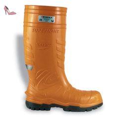 Ci Orange Src S5 43 Cofra Chaussures Taille Thermic De Sécurité Hro wqtxv7I