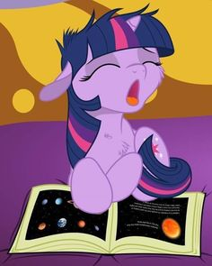 Time for bed twilight
