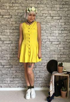Denim dress asos marketplace