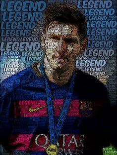 Messi, Legend.