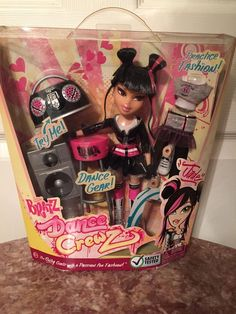 Bratz Dance Crewz Jade Brand new and sealed in Box in Dolls & Bears, Dolls, By Brand, Company, Character