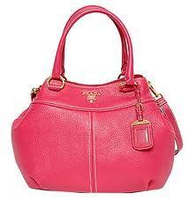 Raspbery pink Prada bag Pink Prada Bag 74a9909d3a07a