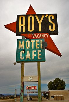 Route 66. Road trip!