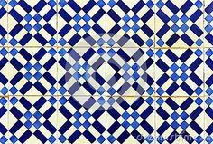 Detalle de algunos azulejos portugueses típicos