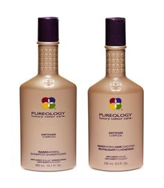 Pureology works.These can be pricey, but they last longer because of the concentrated formula.