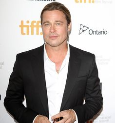 """Brad Pitt on 12 Years a Slave Film: """"This Is it for Me"""" - UsMagazine.com"""