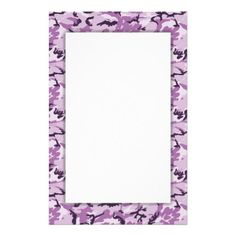 #Pink #Camouflage Military Background Stationery Paper by #Camouflage4you