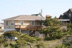 Mullen, Southern Shores, Semi-Oceanfront, Outer Banks Vacation Rental  (southern shores #302)