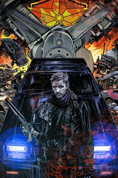 Mad Max: Fury Road Max (2015) Issue #1
