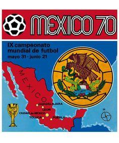 Álbumes Mundial México 1970