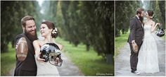Brautpaarshooting, Brautpar, Braut, Bräutigam, Wald, Natur, Location: Burg Boetzelaer, American Football, Quarterback, Brautkleid, Anzug, weiß, schwarz, Rembo Styling, Foto: Violeta Pelivan