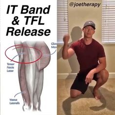 "3,470 Likes, 101 Comments - Joe Yoon, LMT (@joetherapy) on Instagram: ""IT BAND ISSUES? ROLL THIS INSTEAD! - ☝️Tag A Friend who complains about IT Band Syndrome! - What…"""