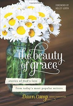 "The Beauty of Grace: Stories of God's Love from Today's Most Popular Writers | Chapter by Contributor Christin Ditchfield ~ ""What If You Could Ask God Anything?"""