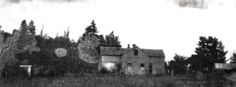Coorah coach house - long since demolished. It was part of the original Pitt property, now T.A.F.E. land.