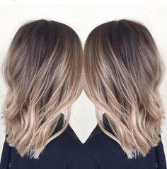 Hair color for browns and subtle blonde